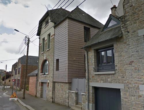 CONSTRUCTION D\'UNE MAISON DE VILLE – RENNES – EXAGONE